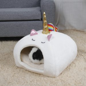 Unicorn Mini House For Pets
