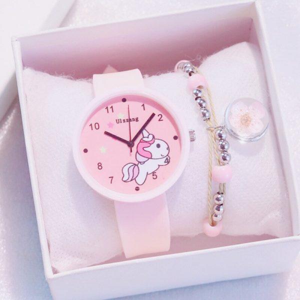 Fashionably Adorable Unicorn Watch