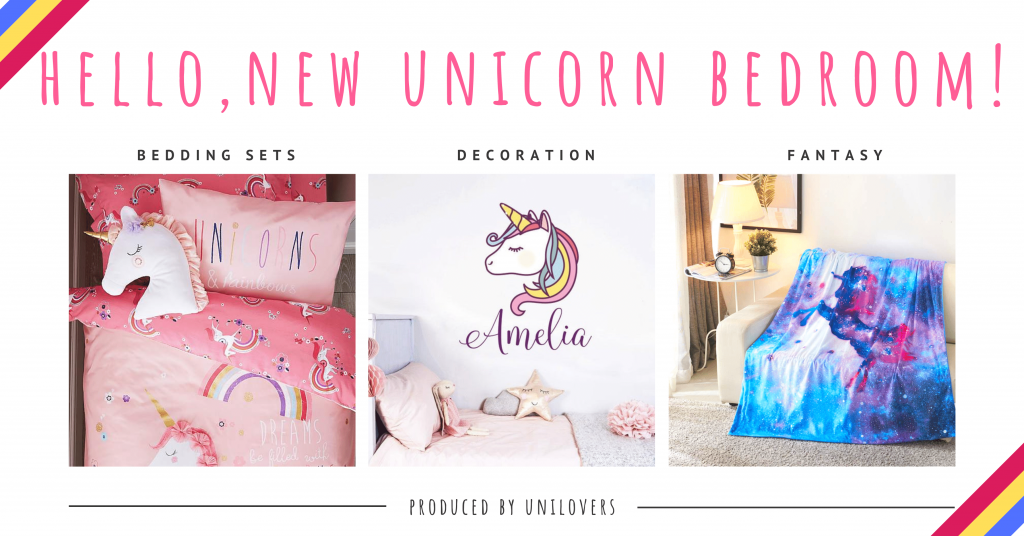 THE UNICORN BEDROOM TREND 2020