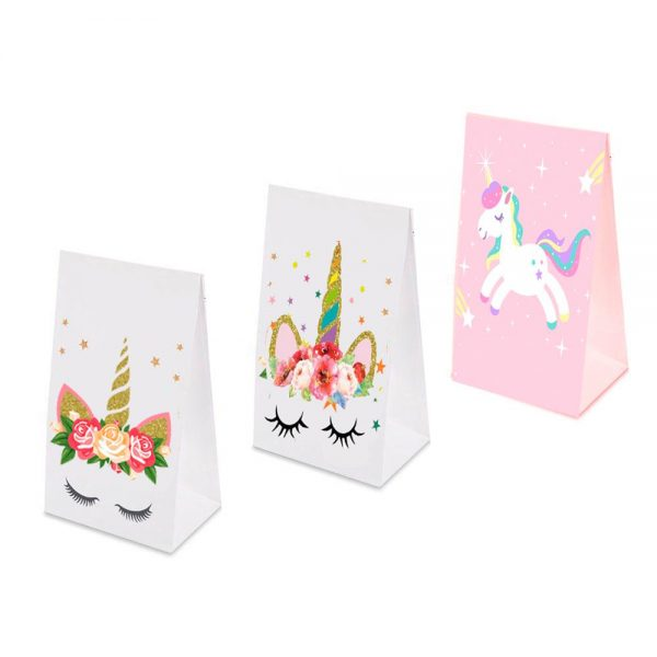 Unicorn Party Tableware, Plates and Napkins
