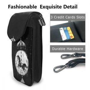 Gothic Unicorn Shoulder Bag