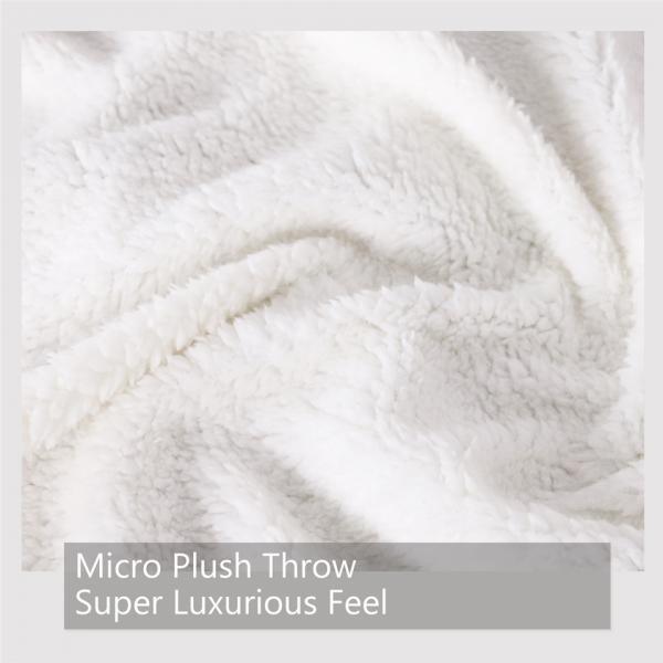 Soft Cozy Unicorn Velvet Throw Blankets