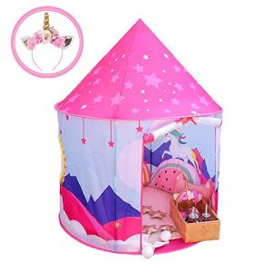 Fairy Unicorn Play Tent