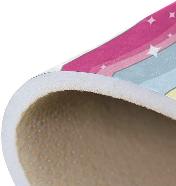 Non-slip Unicorn Area Rugs For Kids