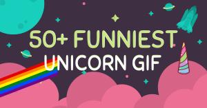 Unicorn Gif: 50+ Amusing Unicorn Gif Images | Exclusive Collection