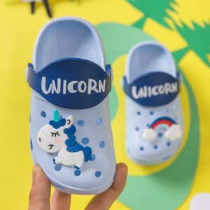 Unicorn Crocs For Kids