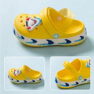 Anti Slip Unicorn Crocs For Kids