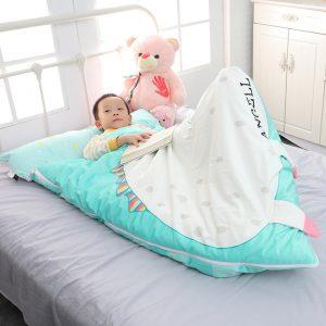 Cotton Unicorn Sleeping Bag