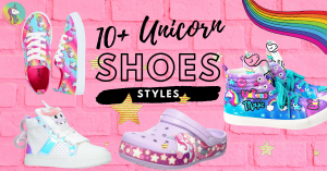 10+ Irresistibly Cute Styles of Unicorn Shoes For Kids
