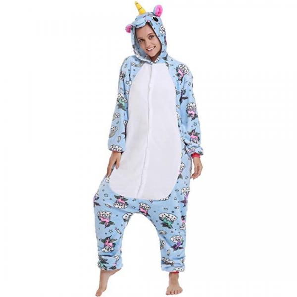 Cloud Unicorn Costume Onesie For Women