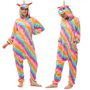 Rainbow Unicorn Costume For Women