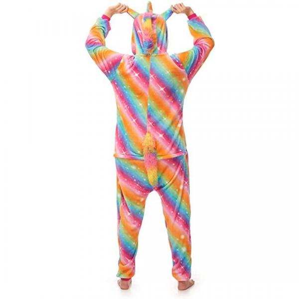 Rainbow Unicorn Costume For Women