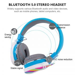 Unicorn Wireless Bluetooth Headphones