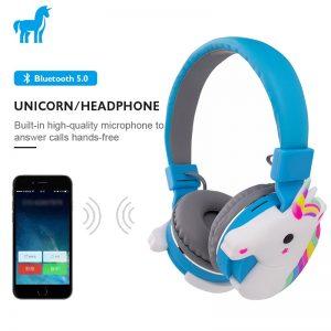 Unicorn Wireless Bluetooth Headphones