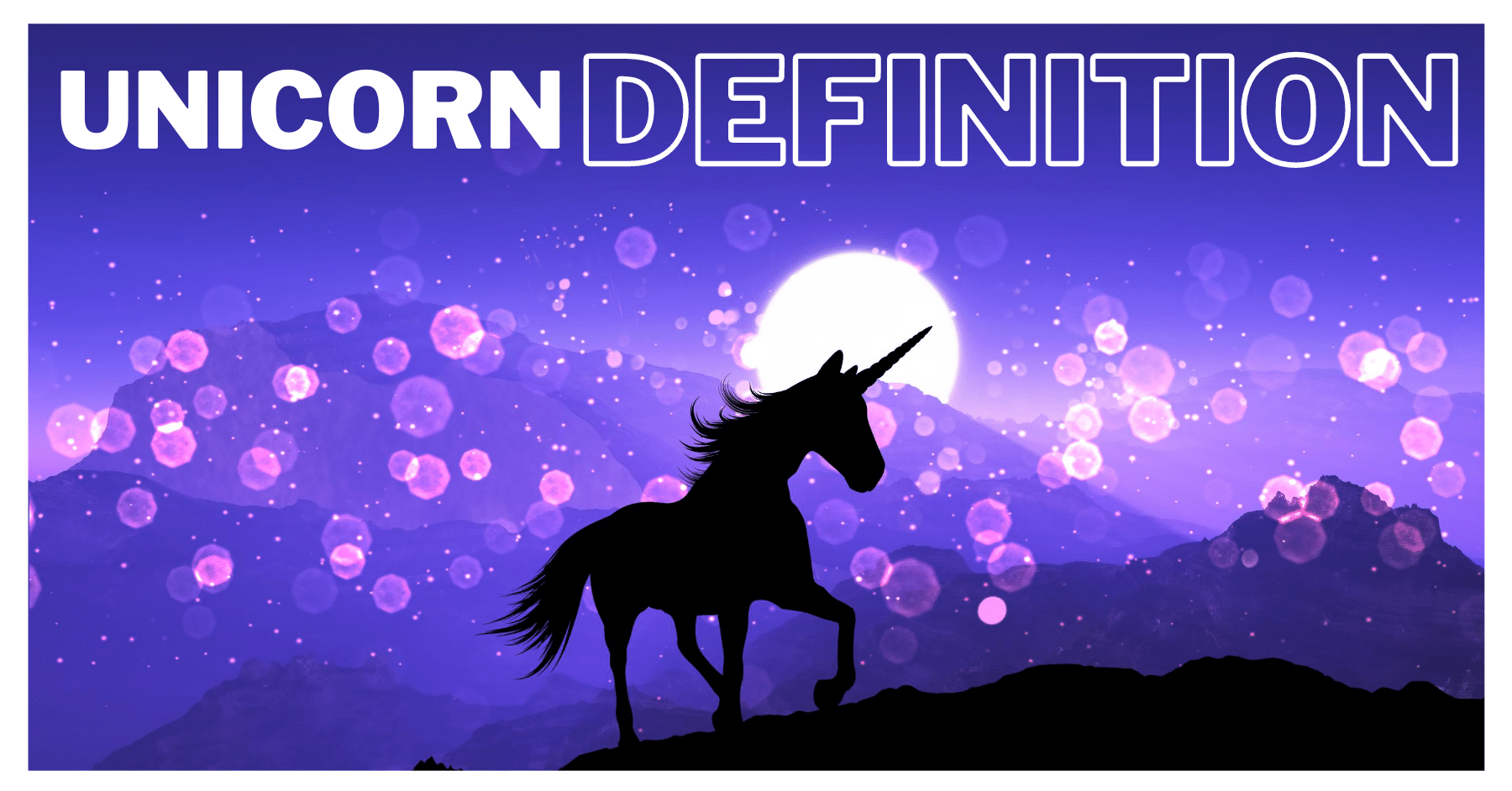 Unicorn definition