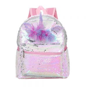 Dazzling Sequin Unicorn Backpack