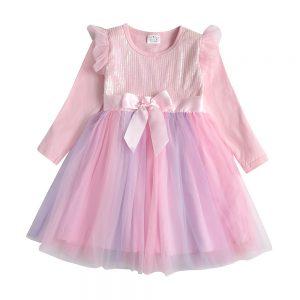 Children Cute Sweet Casual Dress