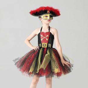 Girls Pirate Tutu Dress