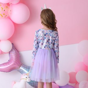 New Girls Princess Dress