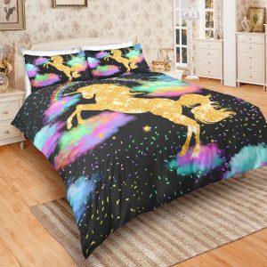 Custom Girl Bedding Set