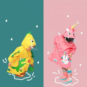Unicorn Waterproof Rainwear For Kids