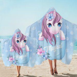 BabUnicorn Hooded Towel (Copy)