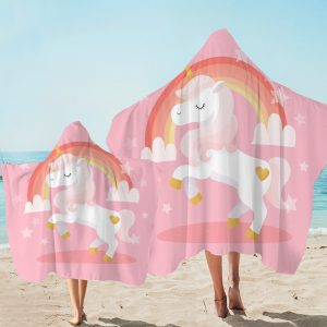 Blue Moon Unicorn Hooded Towel (Copy)