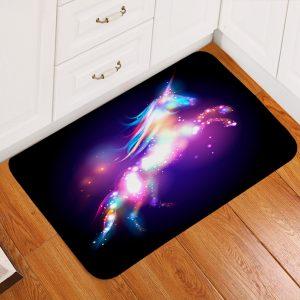 Pink Cute Unicorn Floor Mat (Copy)