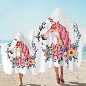 Unicorn Hooded Towel (Copy)