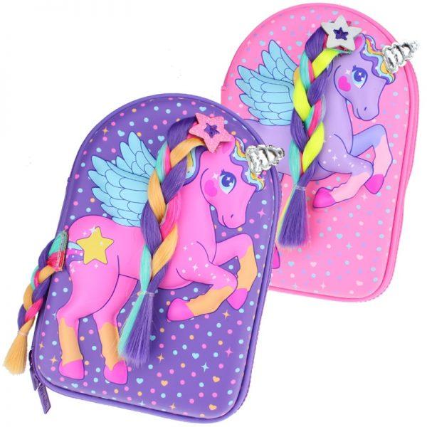 Unicorn Kawaii Pencil Case
